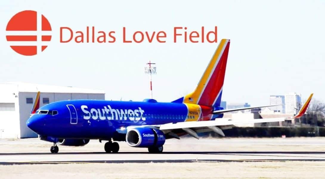 Dallas Love Field Logo
